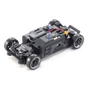 Automodelo Kyosho 1:27 Rc Ep Mini-Z Awd Sports Ma-020S Rs Mazda Roadster Branco Rádio Kt19