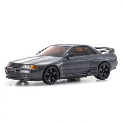Automodelo Kyosho 1:27 Rc Ep Mini-Z Awd Sports Ma-020S Rs Nissan Skyline Chumbo Rádio Kt19