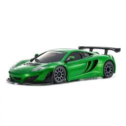Automodelo Kyosho 1:27 Rc Ep Mini-Z Racer Sports2 Mr-03 Mclaren 12C Gt3 2013 Verd Rádio Kt19