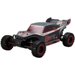 Automodelo Kyosho 1:7 Rc Ep Rs Racing Buggy Scorpion B-Xxl Ve 2Wd Preto Rádio Kt201