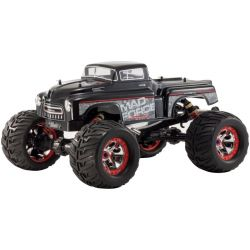 Automodelo Kyosho 1:8 Rc Gp Rs Mad Force Kruiser 2.0 4Wd Preto Rádio Kt231P