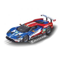 Autorama Carrera Evolution Ford GT Race Car N68 1:32 Carrera