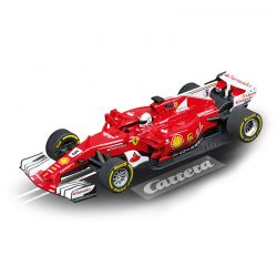 Autorama Carrera Evolution Fórmula 1 Ferrari SF70H S. Vettel N5 1:32 Carrera