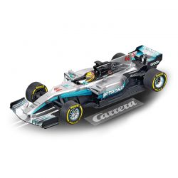 Autorama Carrera Evolution Fórmula 1 Mercedes F1 W08 Eq Power L. Hamilton N44 1:32 Carrera