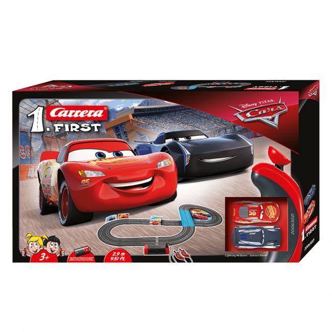 Autorama Pista Elétrica Filme Carros Disney 2,9 m Carrera
