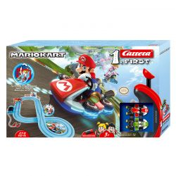 Autorama Pista Elétrica Nintendo Mario Kart 2,9 m Carrera