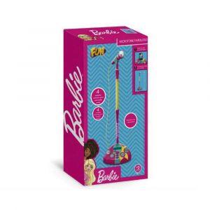 Barbie Microfone Fabuloso com Função Mp3 Player Fun