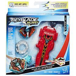 Beyblade Switchstrike Mestre Xcalius X3 Faisca Hasbro