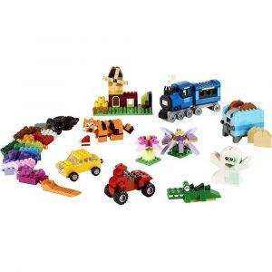 Blocos de Montar Lego Classic Caixa Média Criativo 484 Peças Lego