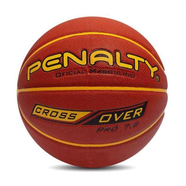 Bola de Basquete 7.8 Crossover Oficial NBB Penalty
