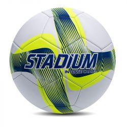 Bola Futebol de Campo Oficial Stadium Intense Branca e Amarela