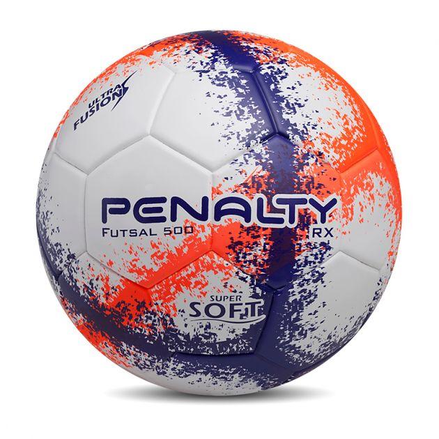 Bola Futsal Rx 500 R3 Fusion Oficial - Penalty