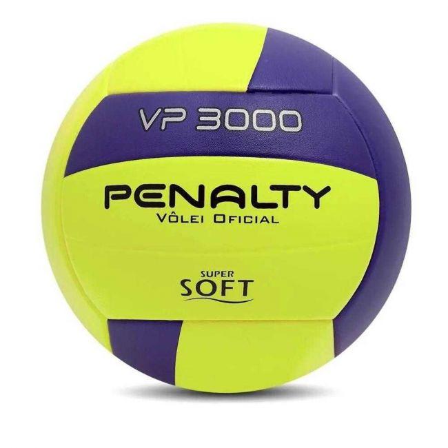 Bola Vôlei Oficial Vp 3000 Penalty