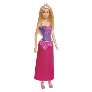 Boneca Barbie Fantasia Princesa Loira Mattel