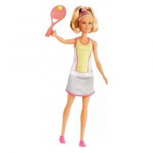 Boneca Barbie Profissões Tenista Mattel