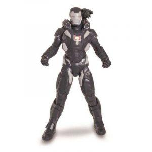 Boneco Articulado Maquina de Combate Revolution Marvel 50cm Mimo