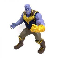 Boneco Avengers Thanos Vingadores Guerra Infinita 50 cm Articulado Mimo