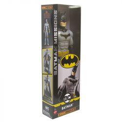 Boneco Batman Missions Dc 30cm Articulado Mattel