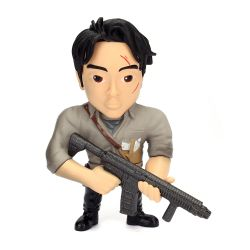 Boneco Glenn Rhee The Walking Dead 10 Cm Metals Die Cast Jada Toys
