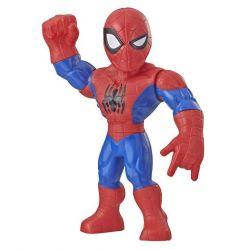Boneco Homem Aranha 25cm Playskool Heroes Mega Mighties Figura Marvel Hasbro