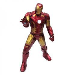 Boneco Homem de Ferro Comics Marvel 45 cm Articulado Mimo