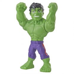 Boneco Hulk 25cm Playskool Heroes Mega Mighties Figura Marvel Hasbro