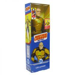 Boneco Lex Luthor 30 cm Liga Da Justiça Mattel