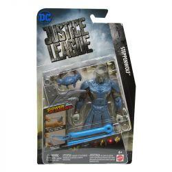 Boneco Steppenwolf Liga Da Justiça Articulado 15 cm Mattel