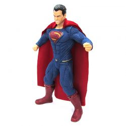 Boneco Super Homem Dc Comics 45 cm Articulado Mimo