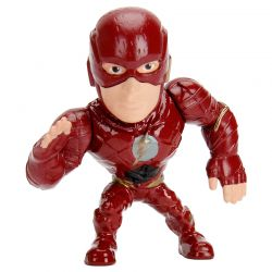 Boneco The Flash Liga Dc Comics 6 Cm Metals Die Cast Jada Toys