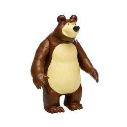 Boneco Urso De Vinil Masha E O Urso 22 Cm Estrela
