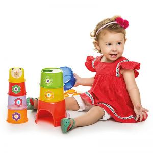 Brinquedo Educativo Baldinho Maluco  - Calesita