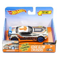 Carrinho Com Luzes E Sons Hot Wheels Road Rippers Fast Fish