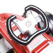 Carrinho De Passeio Super Formula 2 Em 1 Vermelho Calesita 937