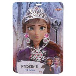 Conjunto de Atividades Kit de Beleza e Acessórios Disney Frozen 2 Anna - Toyng