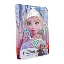 Conjunto de Atividades Kit de Beleza e Acessórios Disney Frozen 2 Elsa - Toyng