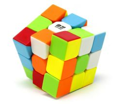 Cubo Mágico Profissional 3x3 Cuber Pro 3 Color