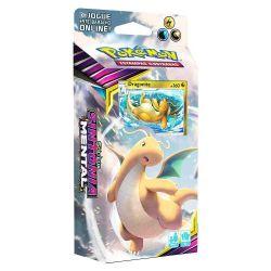 Deck Pokémon Baralho Témático Tormenta Crescente Sol e Lua 11 Sintonia Mental - Copag