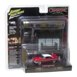 Diorama Christine 1:64 Johnny Lightning