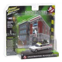 Diorama Ghostbusters 1:64 Johnny Lightning