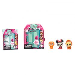 Disney Doorables Mini Kit com 2 ou 3 Personagens Dtc