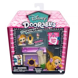 Disney Doorables Playset Cantinho Criativo da Rapunzel Dtc