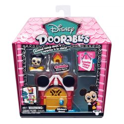 Disney Doorables Playset Casa do Mickey Dtc