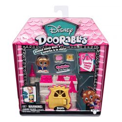 Disney Doorables Playset Castelo da Fera Dtc