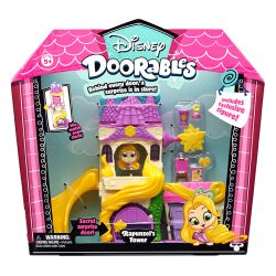 Disney Doorables Playset Torre da Rapunzel Dtc