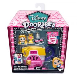 Disney Doorables Playset Xícara de Chá da Alice Dtc
