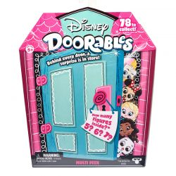 Disney Doorables Super Kit com 5, 6 ou 7 Personagens Dtc