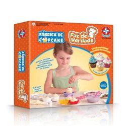 Fábrica De Cupcake Faz De Verdade Estrela