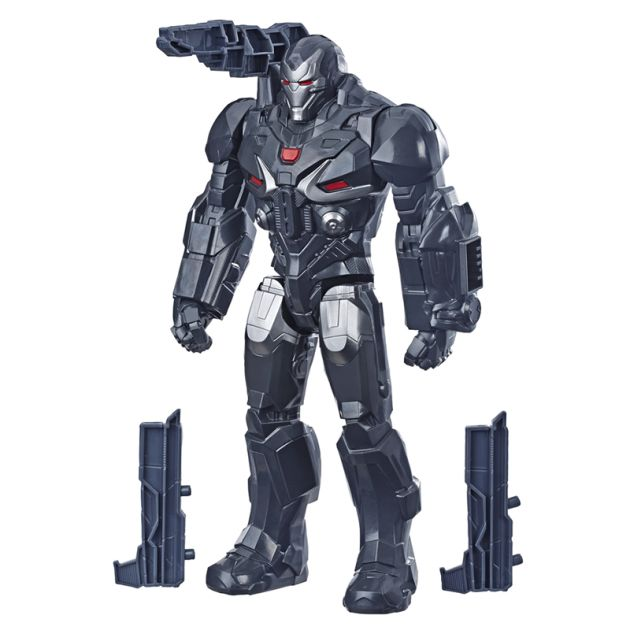 Figura Avengers War Machine Vingadores Ultimato 30 Cm Hasbro