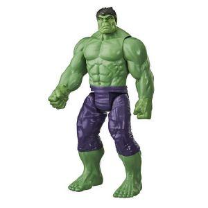 Figura de Ação Hulk Vingadores Marvel Titan Hero Blast Gear Hasbro